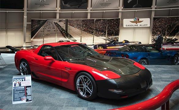 2001 Mallett Hammer Z06 Corvette