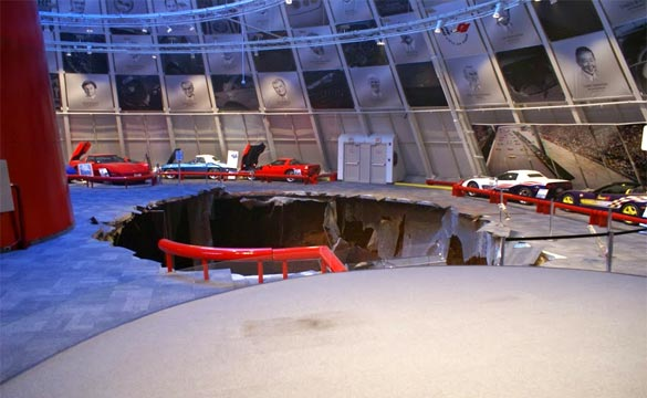 Corvette Museum Hires Contractor to Help Recover Corvettes Lost in Sinkhole