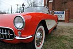 Saint Bernard Classic Corvette Giveaway is Offering a 1957 Corv