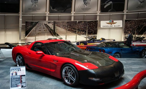 Couple Visits Corvette Museum to See the Sinkhole that Swallowed Their 2001 Corvette Z06