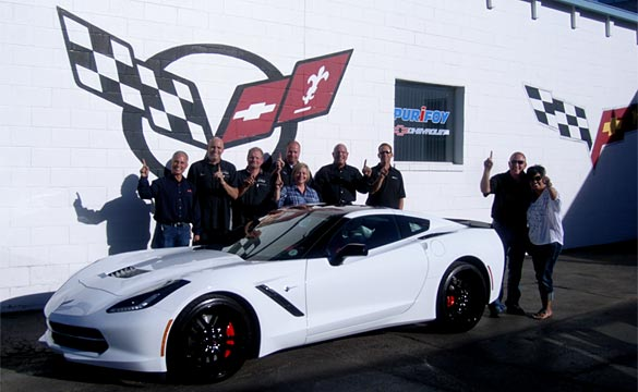purifoy chevrolet joins the corvetteblogger family of sponsors corvette sales news lifestyle purifoy chevrolet joins the
