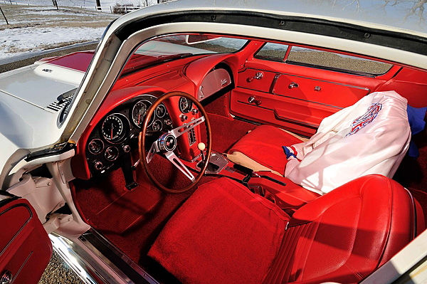 Don McNamara's 2,996-Mile 1967 Corvette