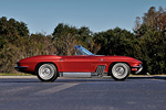 Bunkie Knudsen's personalized Corvette roadster