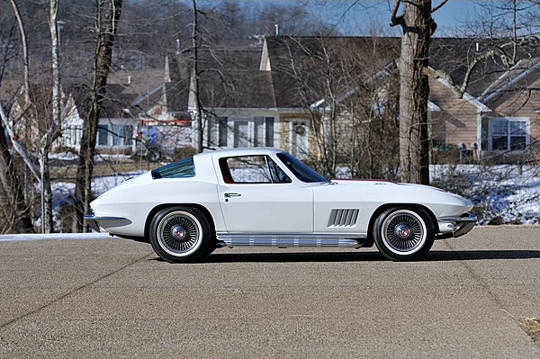 Mystery and Intrigue Surround Don McNamara's 2,996-Mile 1967 Corvette