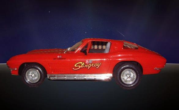 The Evolution of the New Bright Toys Corvette Stingray