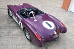 Vintage Purple People Eater Corvette Racer to be Displayed at the Amelia Island Concours d'Elegance