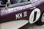 Vintage Purple People Eater Corvette Racer to be Displayed at the