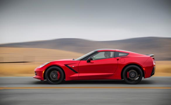 Chevrolet Raising Prices on the 2014 Corvette Stingray