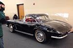 1962 Corvette Roadster Pulled from Corvette Museum Sinkhole