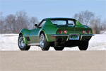 Rare Corvette ZR1 Heads to the Block at Mecum's Houston Event