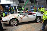 [VIDEO] Corvette Museum Rescues the 1992 One Millionth Corvette from Sinkhole