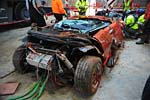 1984 Corvette PPG Pace Car Rescued from the Corvette Museum Sinkhole