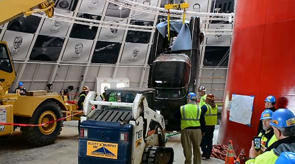 [VIDEO] Behind the Scenes of the Corvette Recovery Operation at the National Corvette Museum