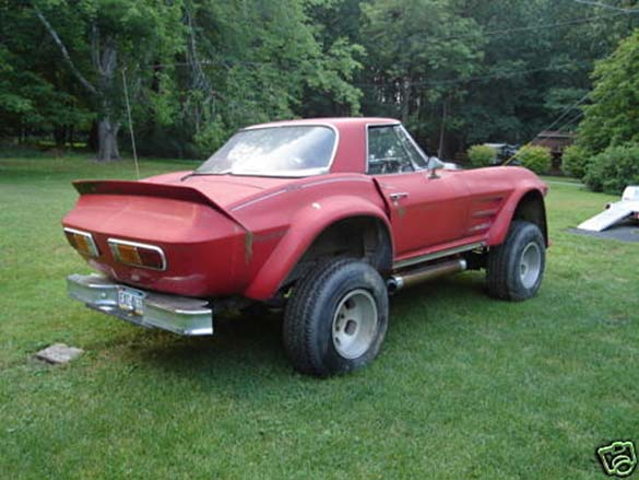 Corvette 4x4 Friday