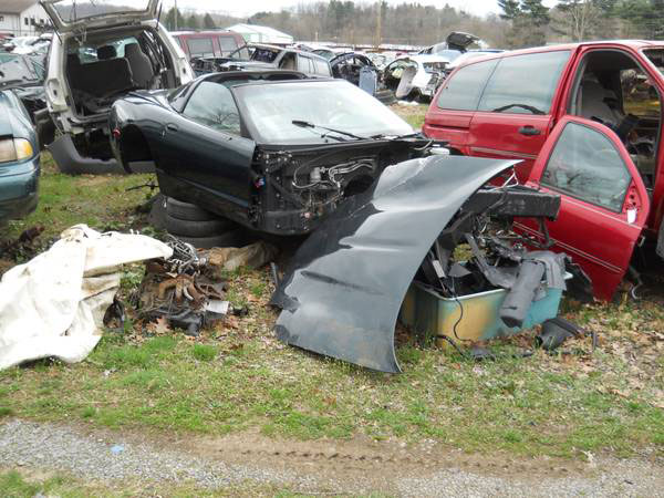 Corvette Salvage Yard for Sale in Ohio - Pinnacle Auto ...