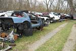 Corvette Salvage Yard for Sale in Ohio