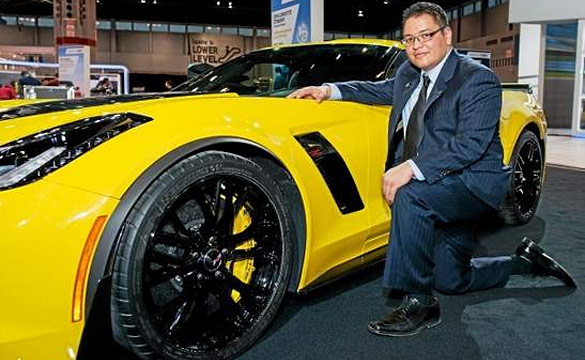 GM Designer Jose Gonzalez Talks About Working on the 2015 Corvette Z06