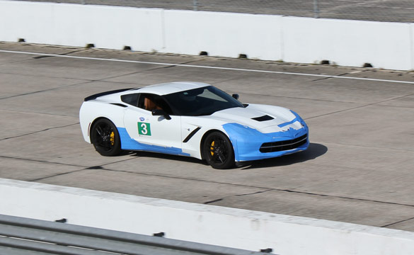 Chevrolet Offers Track Preparation Guide for Your 2014 Corvette Stingray