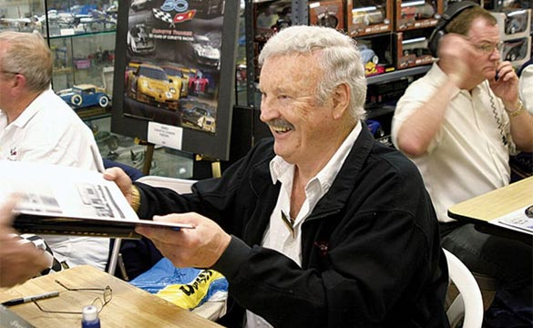 Former Corvette Racing Icon Jim Jeffords Passes Away