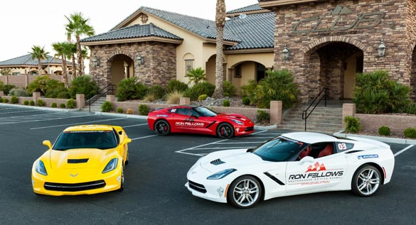 Chevrolet and Ron Fellows Offering New Stingray School at Spring Mountain