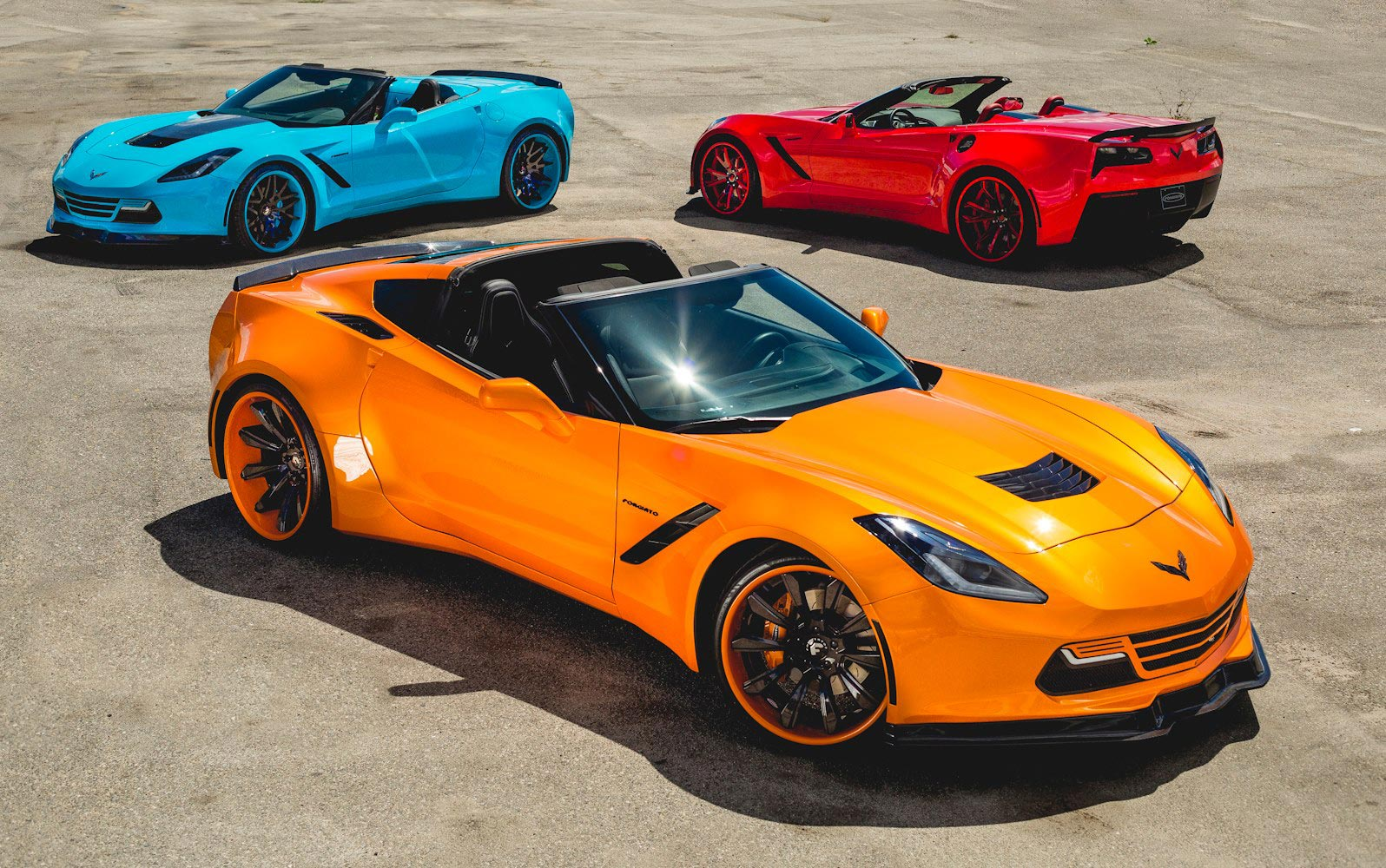 forgiato widebody c7 corvette stingrays now available in multiple flavors corvette sales. Black Bedroom Furniture Sets. Home Design Ideas