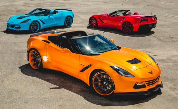 Forgiato Widebody C7 Corvette Stingrays Now Available in Multiple Flavors