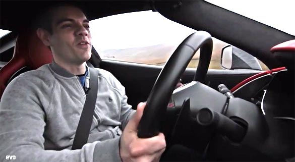 [VIDEO] Despite Criticisms, British Magazine Still Likes the Corvette Stingray
