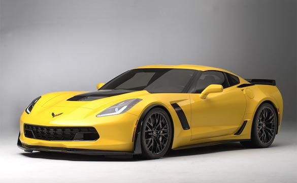 Chevrolet to Introduce New C7 Corvette Variant at New York Auto Show