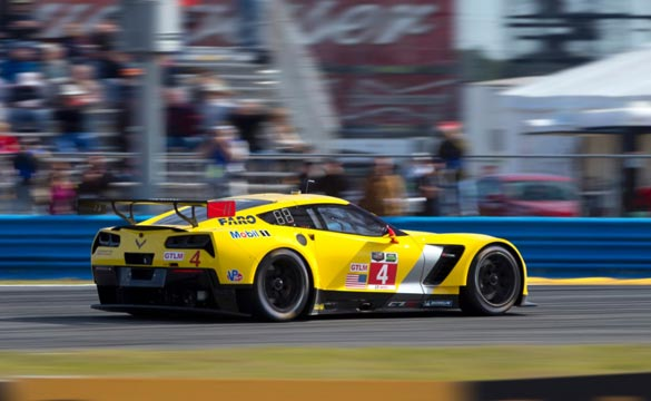 Corvette Racing at Long Beach: First Street Fight for Corvette C7.R