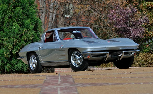 1963 Corvette Z06 at Mecum's 2014 Kissimme Auction