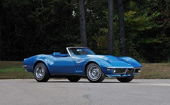 1969 L88 Corvette at Mecum's 2014 Kissimmee Auction