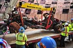 2001 Mallett Hammer Z06 Retreived from the Corvette Museum's Sinkhole