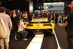 [VIDEO] First Retail 2015 Corvette Z06 Coupe Auctioned at Barrett-Jackson Palm Beach