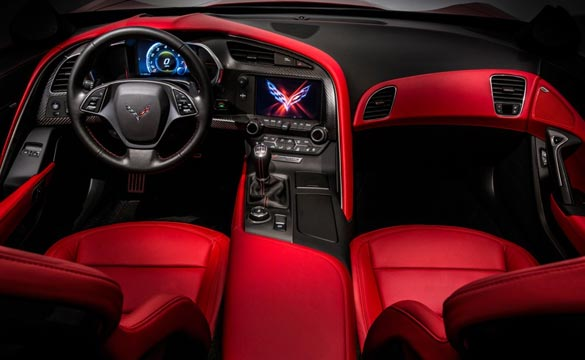 Wards Names the Corvette Stingray to its 10 Best Interiors List for 2014