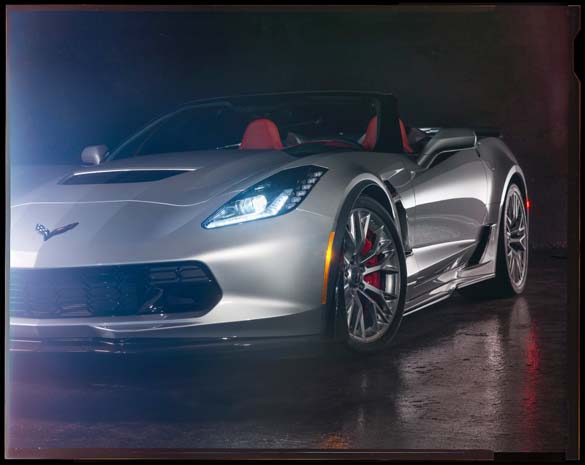 Chevrolet Gives Student Photographers a Shot at the Corvette Z06 Convertible