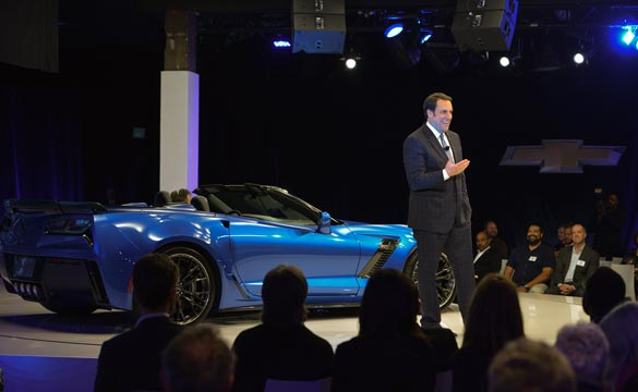 [VIDEO] Chevrolet Introduces the 'Big Nasty' Corvette Z06 Convertible