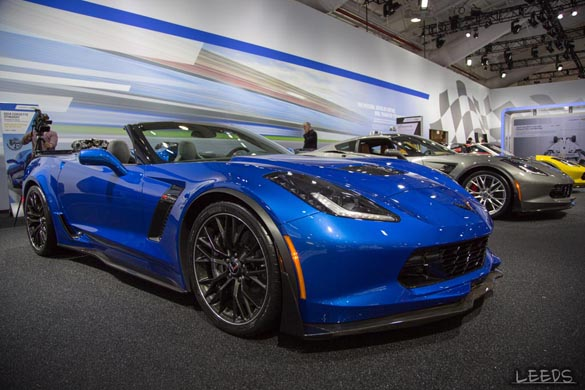 [GALLERY] The 2015 Corvette Z06s at the New York Auto Show (50 Corvette photos)