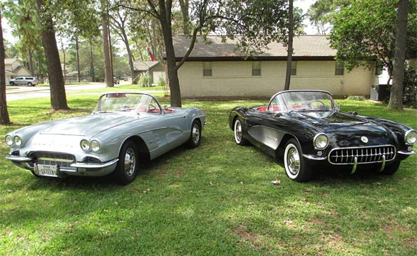 Classic Corvette Owners Combine for 100 Years of Corvette Ownership
