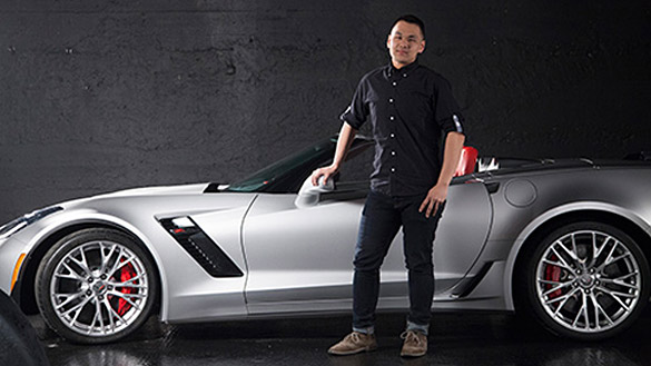 [VIDEO] Student Photographer Shoots the Corvette Z06 Convertible