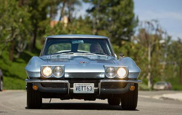 One-Owner 1963 Corvette Still Going Strong