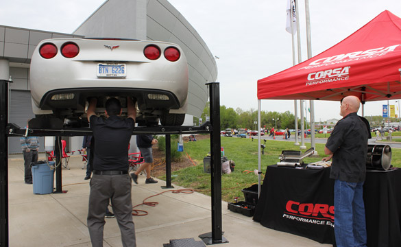 CORSA Performance Announces Partnership with the National Corvette Museum
