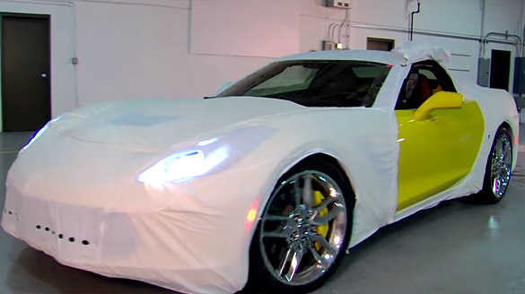 [VIDEO] Tailor-inspired Custom-Fit Covers Protect the C7 Corvette and Other GM Vehicles
