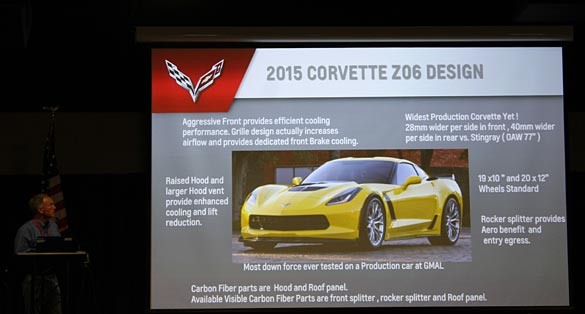 [VIDEO] What's New for the 2015 Corvette