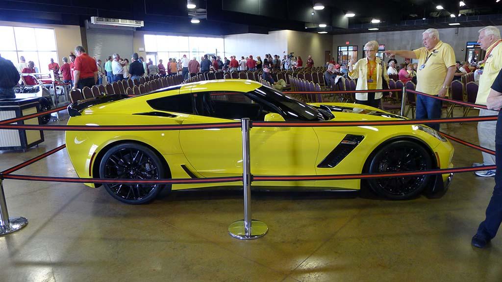 pics the 2014 national corvette museum bash corvette sales news. Cars Review. Best American Auto & Cars Review