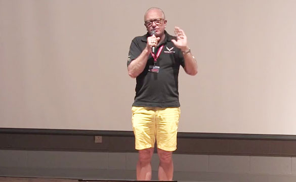 [VIDEO] The Corvette Racing Seminar at the 2014 NCM Bash