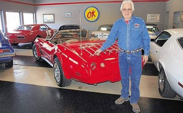 Thirty Years Later: Jim Glass Still Restoring and Racing Corvettes and Camaros