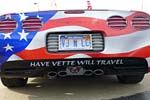 The Corvette Vanity Plates of the 2014 NCM Bash