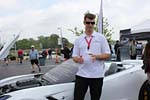 The 2014 Callaway Corvette makes its debut at the National Corvette Museum