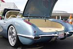 Heartland Customs' 1958 Specvette Unveiled at the NCM Bash