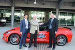 2014 Corvette Stingray Convertible to Pace the Inaugural IndyCar Grand Prix of Indianapolis